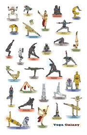 Yoga Poses For Kids With Names