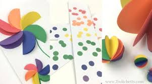 51 Easy Construction Paper Crafts Kid Approved And Amazing For Adults