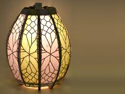 Laser Cut Lamp Shade by High Low Tech U2013 Codeable Objects
