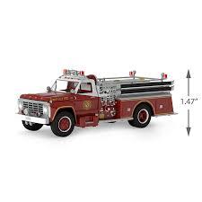 99 How To Draw A Fire Truck Step By Step Mazoncom Hallmark Keepsake 2017 Brigade 1979 Ford F700