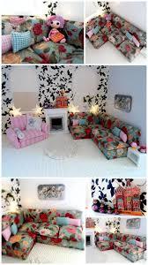 Barbie Living Room Furniture Diy by 25 Unique Diy Doll Sofa Ideas On Pinterest Diy Dolls For