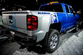 Chevy Unveils Silverado 2500HD Alaskan Edition, A Grizzly Of A Truck ...