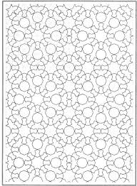 Lots Of FREE Coloring Pages Geometric Shapes Cartoon Page