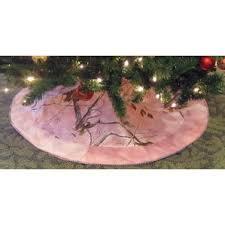 72 Inch Christmas Tree Skirts by Pink Christmas Tree Skirts You U0027ll Love Wayfair