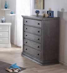 pali modena collection 2 piece nursery set in granite crib and 5