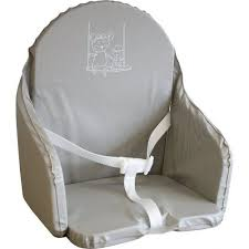 coussin chaise haute avec sangle looping coussin de chaise haute avec sangle baby autour de