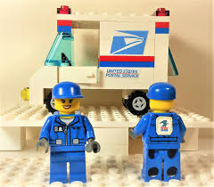 Lego USPS Postal Service Mail Delivery Truck WITH 1 Minifigure ... Lego City Anleitung Unique Delivery Truck Itructions 3221 Lego Technic Bmw R 1200 Gs Adventure 42063 Myer Online For 32211 Bricksargzcom Town Tagged Brickset Set Guide And Database Delivery Truck A Man His Colleague Flickr Excavator And 60075 Buy In South Africa Ideas Ice Antique Matthew Hocker Lego Itructions Pinterest Heavy Cargo Transport 60183 Walmartcom