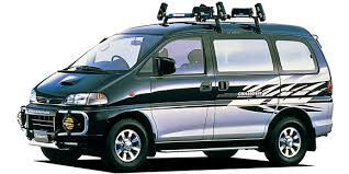 MITSUBISHI DELICA SPACE GEAR JASPER EXCEED I catalog reviews