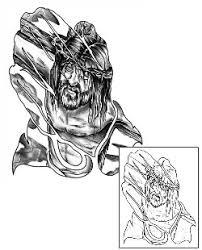 Jesus Tattoo Religious Spiritual