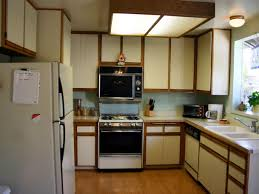 Happily Decor After Before And From 80s Kitchen To Shaker