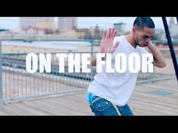 icejjfish on the floor official music video chords