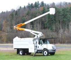 2008 INTERNATIONAL 4300 BUCKET TRUCK BUCKET BOOM TRUCK FOR SALE #582984