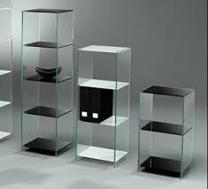 designer glasregal auf maß kaufen dreieck design