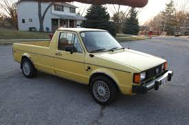 V W Pickup Trucks For Sale Elegant 1981 Vw Volkswagen Mk1 Rabbit Lx ...