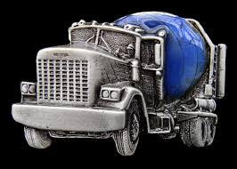 Cement Truck Belt Buckle