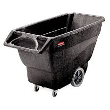 RUBBERMAID Black Tilt Truck, 20.4 Cu. Ft. Capacity, 600 Lb. Load ... Rubbermaid Fg102800bla Rectangle Dome Tilt Truck Lid Plastic Black Cart Wheels Trash Cans Rubbermaid 135 Cu Ft Capacity 450 Lb Load Akro Mils 60 Gal Grey Without Tilt Truck Max 2722 Kg 1011 Series Videos Rotomolded By Commercial Rcp1314bla Cleaning Equipment Supplies Refuse Control Debris Removal Carts Trucks In Stock Uline Abandoname Dump 1 2 Cubic Yard 850pound