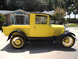 100 1928 Ford Truck FORD MODEL AA PICKUP TRUCK FULLY RESTORED