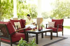 Allen And Roth Patio Cushions by Allen U0026 Roth Patio Furniture Beautiful Patio Cushions On Patio