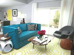 Grey Yellow And Turquoise Living Room by Yellow Grey Living Room Grey Living Room With Blue And Yellow