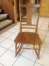 I Just Bought A Ford Rocking Chair From An Estate Sale. It ... Vintage Lazyboy Wooden Rocker Recliner Unique Piece President John F Kennedys Personal Rocking Chair From His How To Tell If Metal Fniture And Decor Is Worth Refishing A Between3sisters Antique Restoration The Oldest Ive Ever Seen Identifying Chairs Thriftyfun Whats It Circa 1900 Wooden Rocker Repair The Webbing On A Midcentury Help Me Safely Disassemble Rocking Chair Fniture Dit Appraise Our Pastimes Tate Remade Complete Guide Buying Polywood Blog