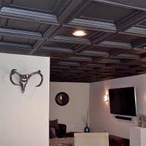 Ceilume Drop Ceiling Tiles by Ceilume Smart Ceiling Tiles Customer Photo Gallery
