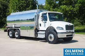 100 Tandem Trucks Fuel Truck Stock 17585 Fuel Tank Oilmens