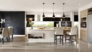 cuisine et maison beautiful cuisine noir et blanc et bois pictures design trends