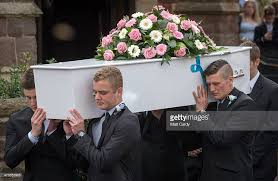 Funeral Bristol Teenager Becky Watts s and