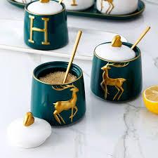 Ceramic Kitchen Canister Sets Ceramic Kitchen Canister Set