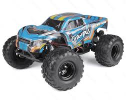 HSP 2.4Ghz 1/10 Lipo 2S Brushless Monster Truck Wheelie Bar 94601 ...
