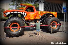 Monster Jam Singapore (Giveaway) - Ed Unloaded.com | Parenting ...