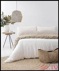 schlafzimmer einrichten dekorieren naturt ne und wei sch ne