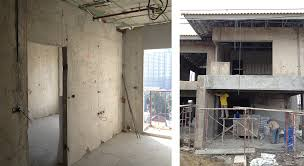 100 Concret Walls INCREASE BONDING OF PLASTERING AND SCREEDING ON CONCRETE