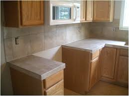 kitchen porcelain or ceramic tile for kitchen countertops