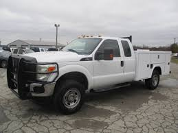 100 Ford F350 Utility Truck 2011 FORD Frankfort KY 5005064970 CommercialTradercom