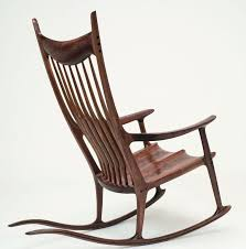 Sam Maloof Rocking Chair Video by Sam Maloof 36 Views Of A Master Woodworker