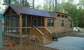 Park Model Cabin 236E Suwannee Cabins Suwannee Cabins