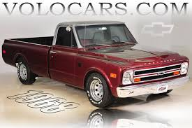1968 Chevrolet C10 | Volo Auto Museum For Sale 1968 C10 Cst Longbed Chevy Frame Off Restoration No Dents Vintage Chevy Truck Pickup Searcy Ar Pickup Lifted Wallofgameinfo C10 Brought Back Better Hot Rod Network Chevrolet Ck Wikipedia Shdown Auto Sales Drive Your Dream Hemmings Find Of The Day K10 Daily Gmcchevrolet Truck Ride El Camino Near Cadillac Michigan 49601 John And Grant Mollett Lmc Life Work Smart Let Aftermarket Simplify
