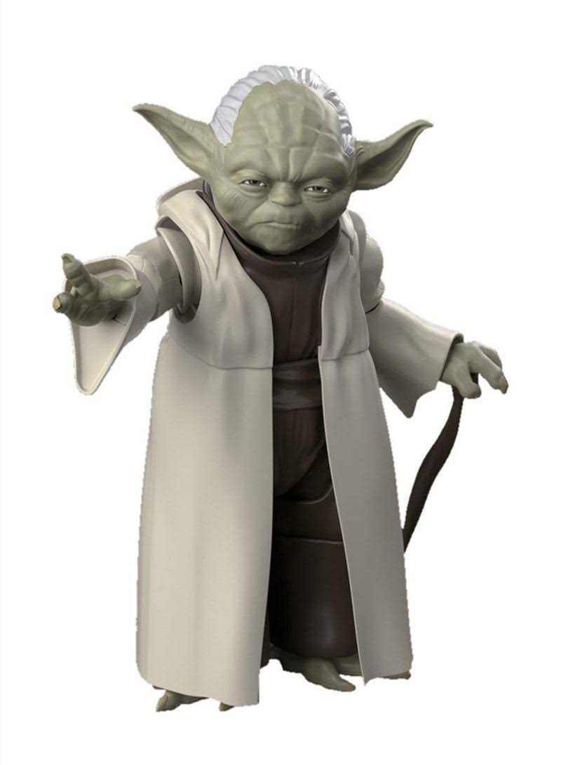 Bandai Star Wars 1/6 Scale Yoda Plastic Model Kit