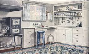 The Most Popular Colors for Kitchens from the 1920s to Today