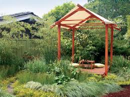 100 Backyard Tea House Outdoor Bed Nap Spots Sunset Magazine