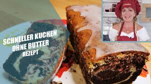 schneller kuchen ohne butter fluffig locker gebacken