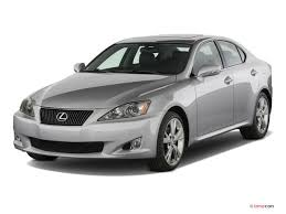 2009 Lexus IS Prices Reviews and
