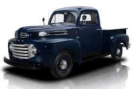 100 Vintage Pickup Trucks For Sale 136149 1950 D F1 RK Motors Classic Cars For