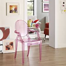 Pottery Barn My First Anywhere Chair Insert by Amazon Com Modway Casper Dining Armchair Pink Chairs