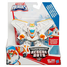 Amazon.com: Playskool Heroes Transformers Rescue Bots Blades The ...