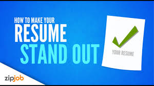 Making Your Resume Stand Out From The Crowd (2019) - YouTube How To Make Resume Stand Out Fresh 40 Luxury A Cover Make My Resume Stand Out Focusmrisoxfordco 3 Ways To Have Your Promotable You Dental Hygiene Resumeat Stands Names Examples Example Of Rsum Mtn Universal Really Zipjob Chalkboard Theme Template Your Pop With This Free Download 140 Vivid Verbs Write A That Standout Mplates Suzenrabionetassociatscom