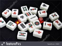 Chinese Mahjong Tiles