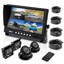 100 Backup Camera System For Trucks Pyle AZPLCMTR74 On The Road Rearview S Dash Cams