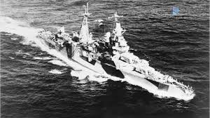 Sinking Ship Indianapolis Facebook by After 72 Years Uss Indianapolis Discovered 18 000 Feet Below Pacific